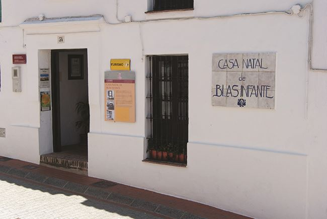 Casa Natal de Blas Infantes, Casares