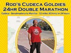 Rods double marathon