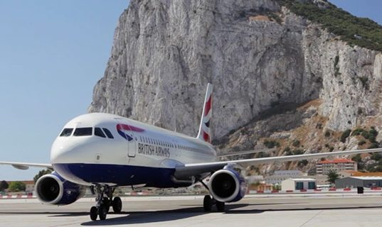British Airways Gibraltar