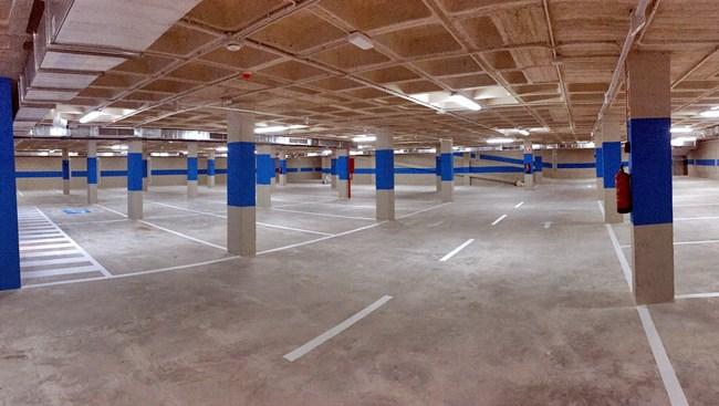 Estepona Car Park