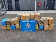 Gibraltar drugs bust