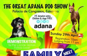 Adana dog show