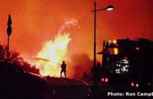 Manilva Fire Tribute