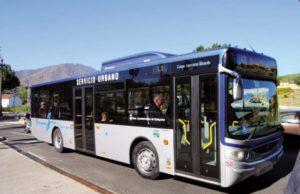 Estepona local bus